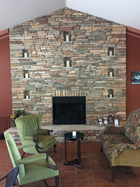 Sweet Home Carolina Vineyard Stone