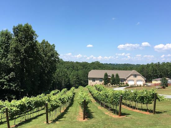 Sweet Home Carolina Vineyard & Winery
